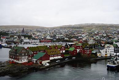 Torshavn, Faröer Inseln