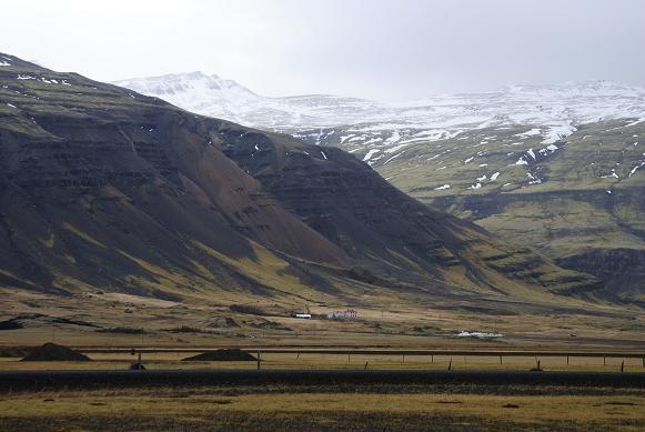 Mehr Berge (Island ist voll davon)