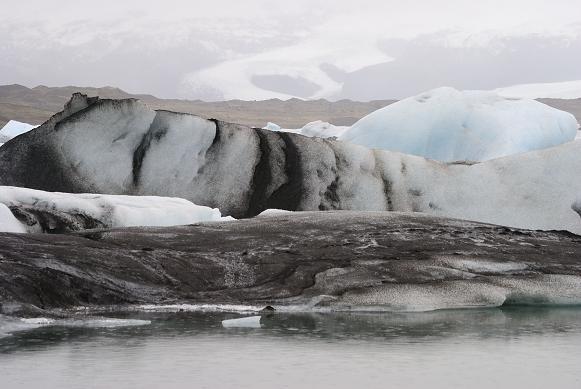 Ich möchte ein Eisberg sein...