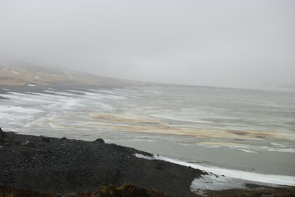 Auf dem Weg von Siglufjörður nach Akureyri (Straße 82, glaube ich)