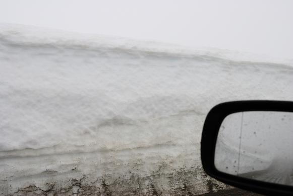 Auf dem Weg von Siglufjörður nach Akureyri