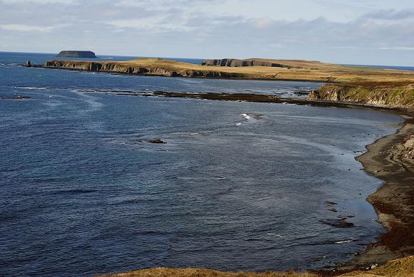 Bucht Nähe Húsavík