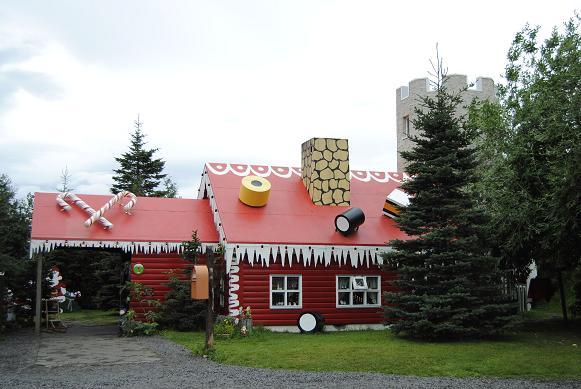 Das Weihnachtswunderland