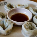 Gefüllte Dumplinge