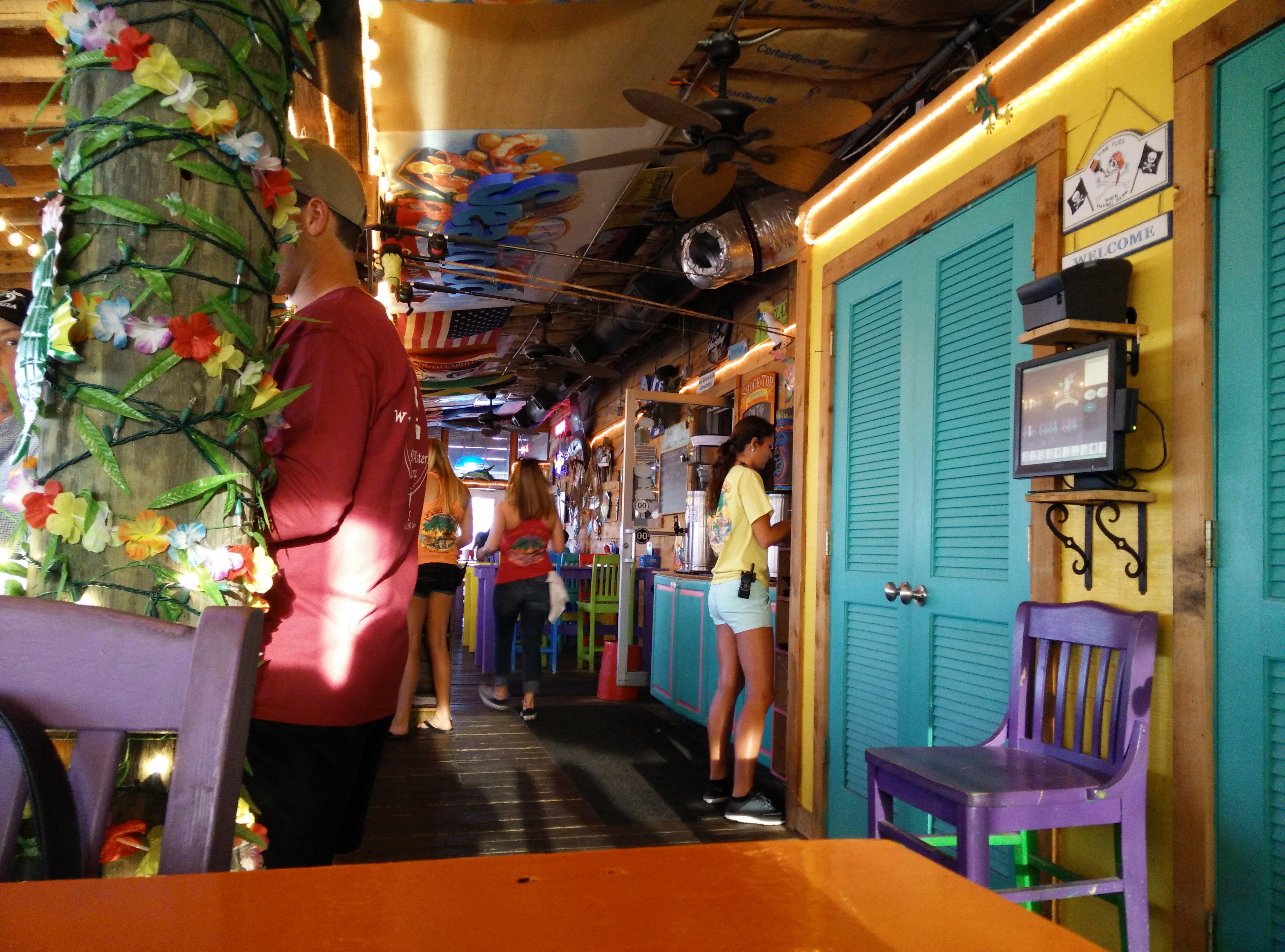 Fish Tales Restaurant in Richmond Hill